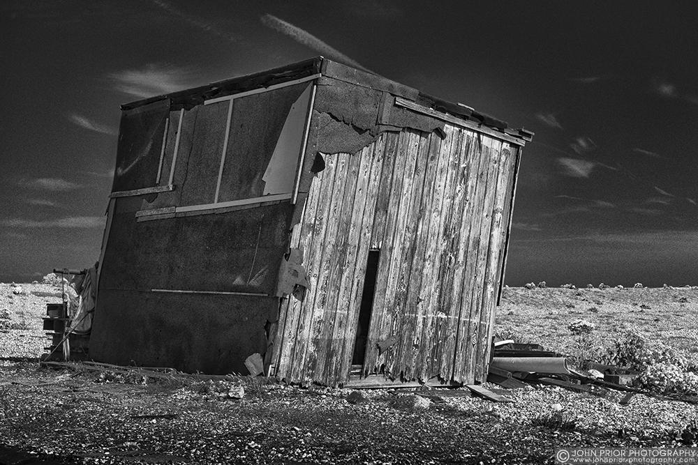 photoblog image An old shed