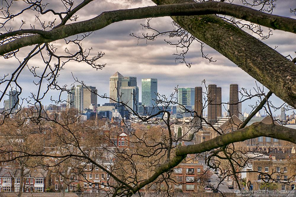 photoblog image Greenwich vista