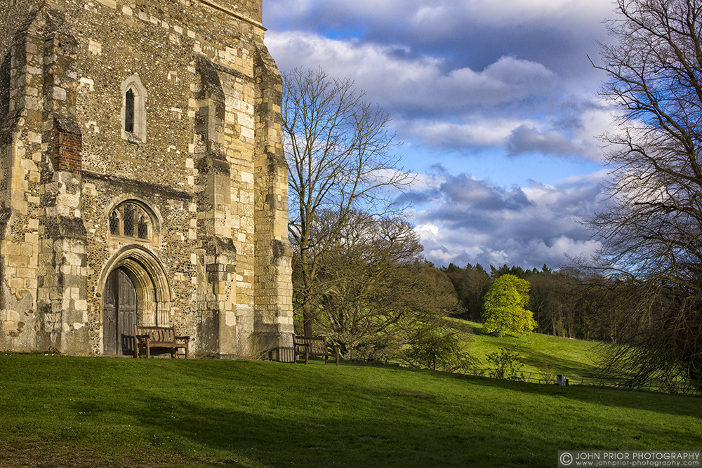 photoblog image Great Missenden Church