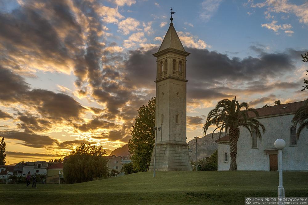 photoblog image Solin church, Croatia