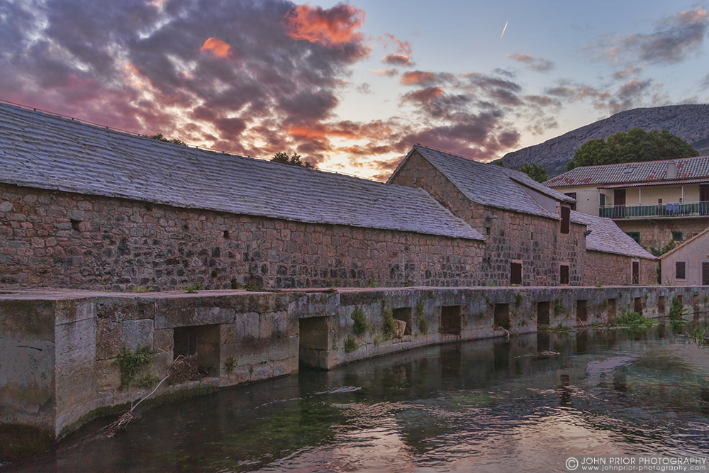 photoblog image The old watermill