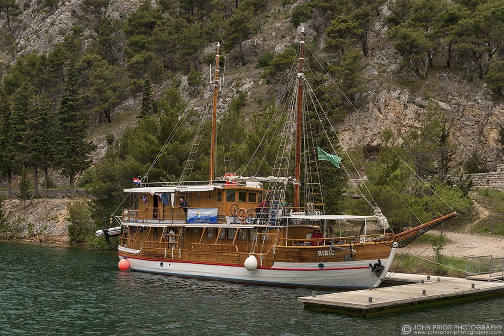 photoblog image On the River Krka