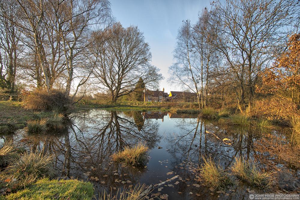 photoblog image Chorleywood Common I
