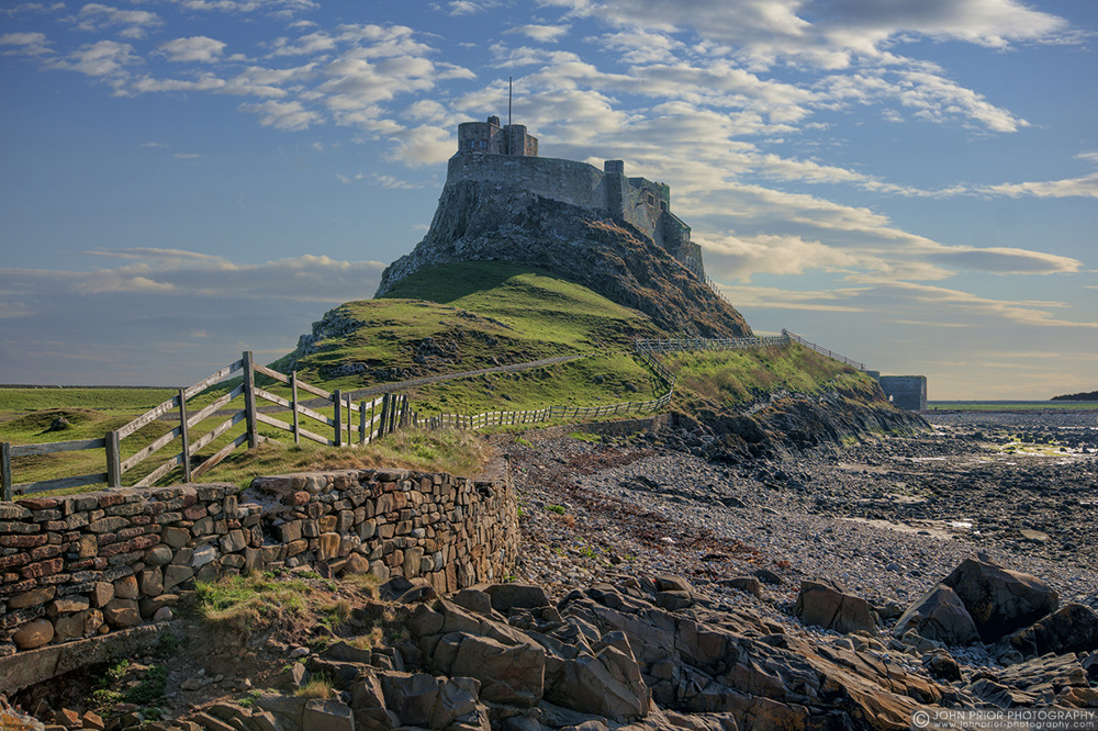 photoblog image Lindisfarne II