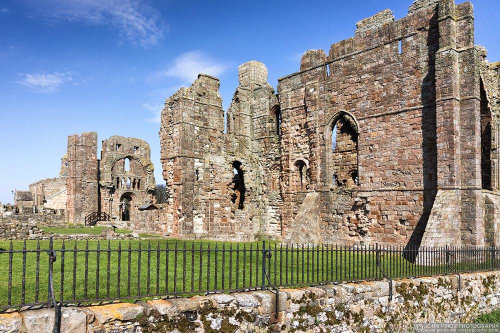 photoblog image Lindisfarne Priory