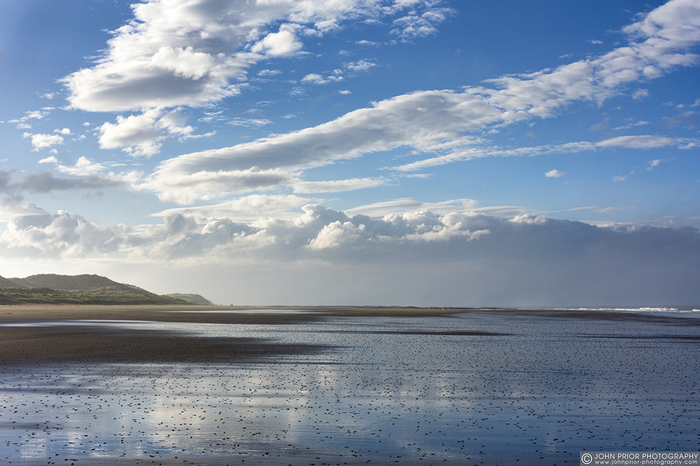 photoblog image Evening at Seahouses