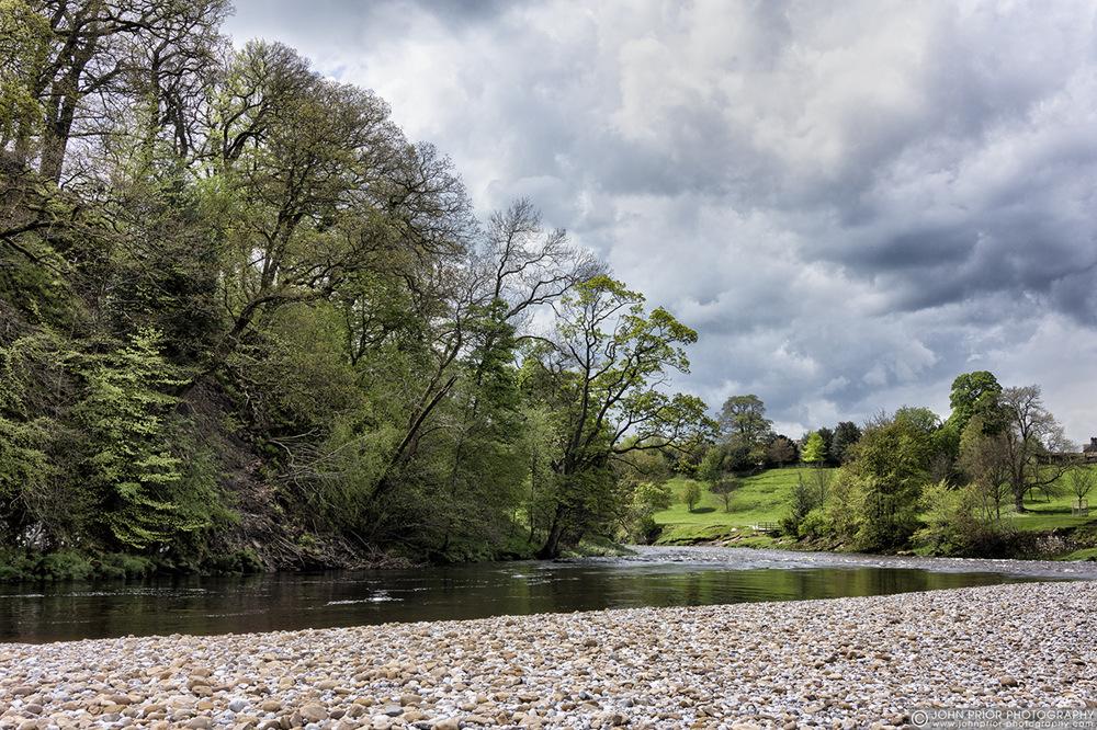 photoblog image River Wharfe II