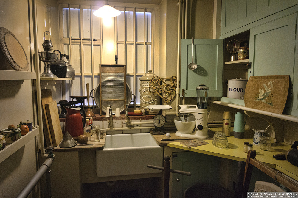 photoblog image Scullery