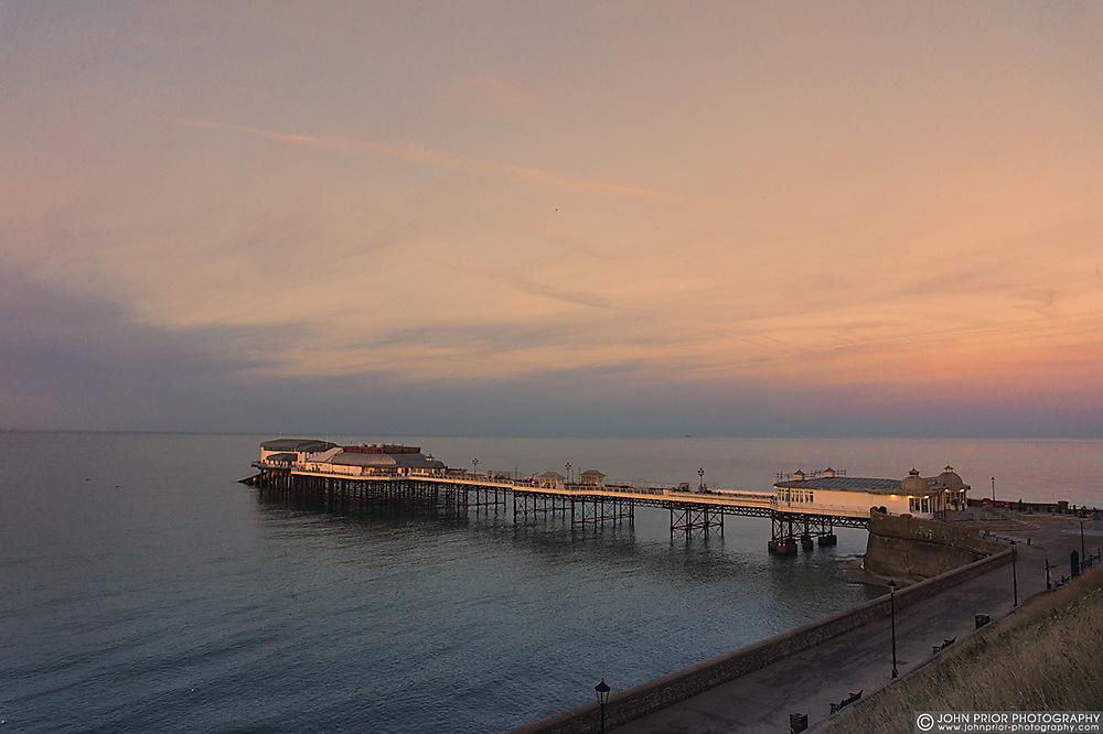 photoblog image Cromer pier