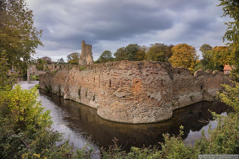 photoblog image Caister Castle, Norfolk