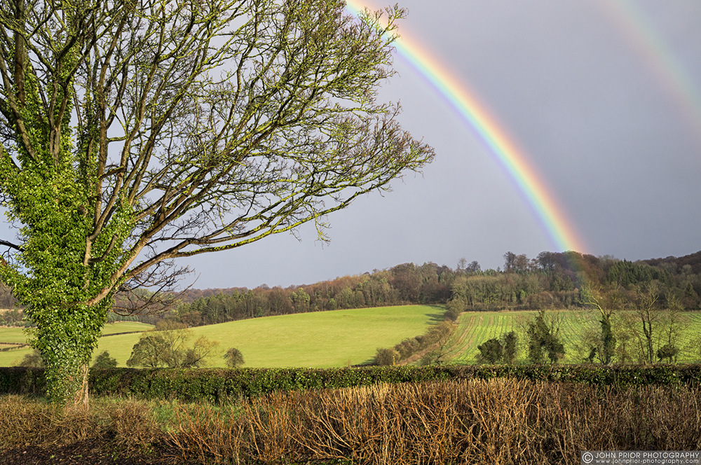 photoblog image At the end of the rainbow