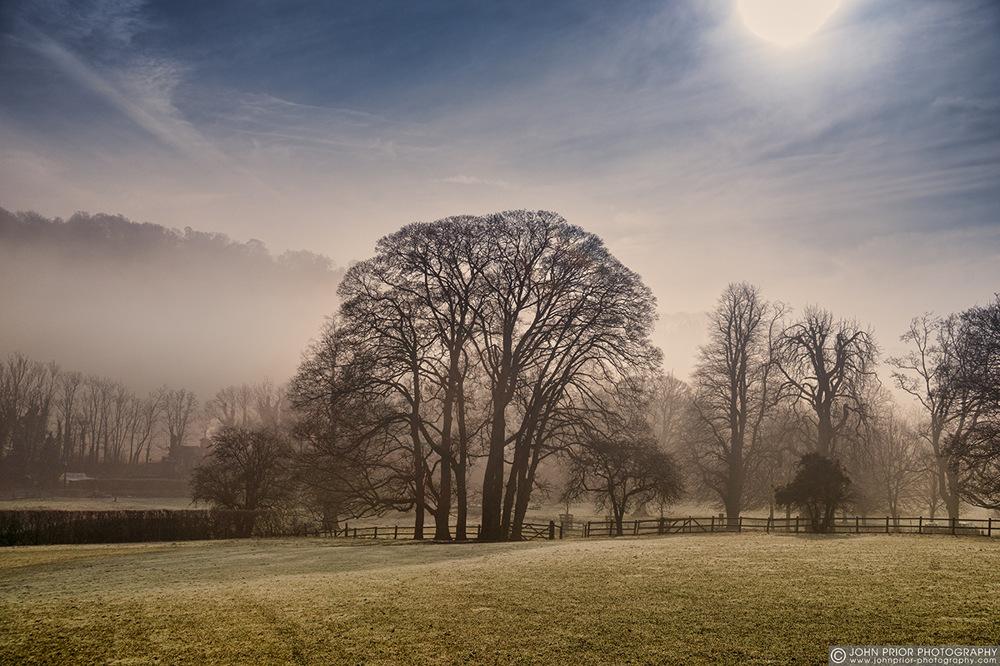 photoblog image Rising mist