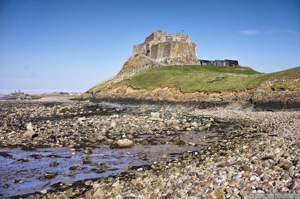photoblog image Lindisfarne