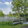 The Abbey footbridge