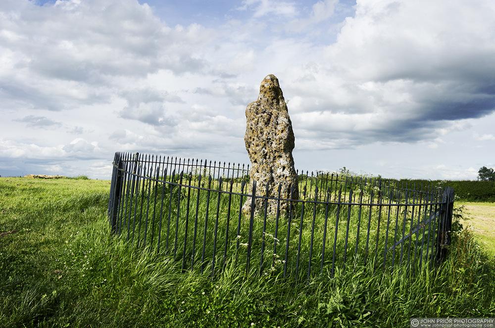 photoblog image The King Stone
