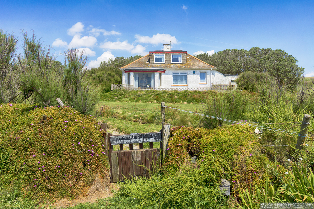 photoblog image The most southerly house