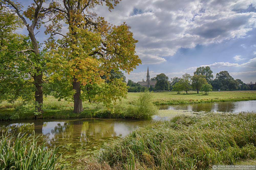 photoblog image Charlecote landscape