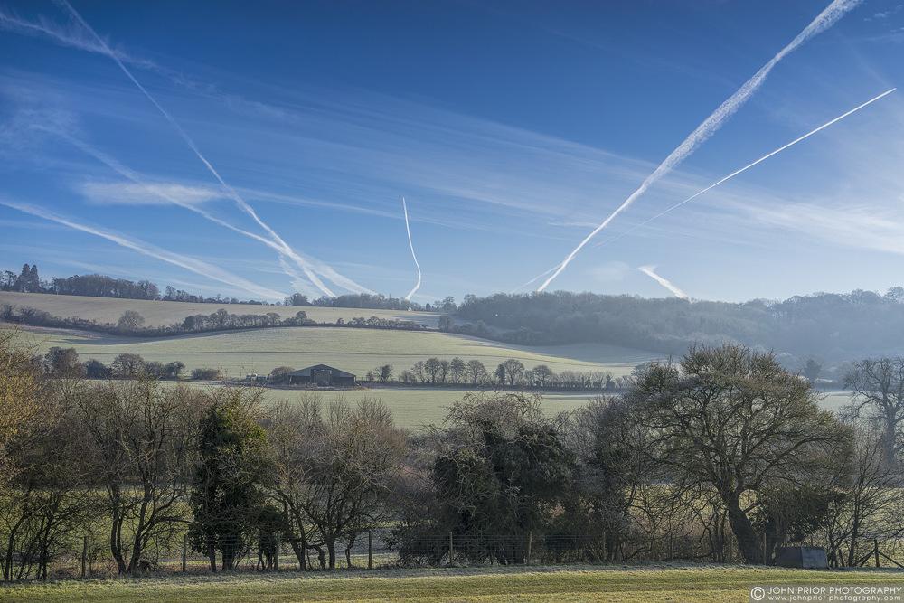 photoblog image Hughenden valley