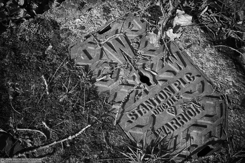 photoblog image Here lies a Warrior