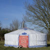 Home is where the Yurt is