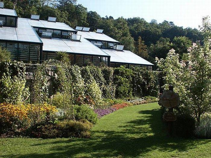 photoblog image Le jardin botanique à Neuchâtel