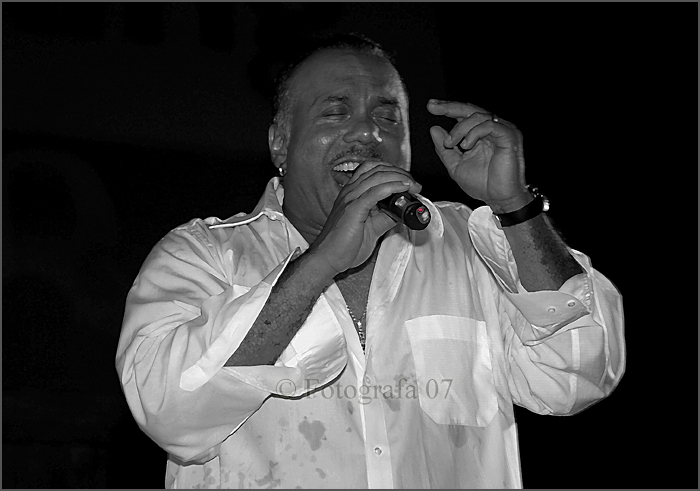photoblog image Howard Hewett By din of London