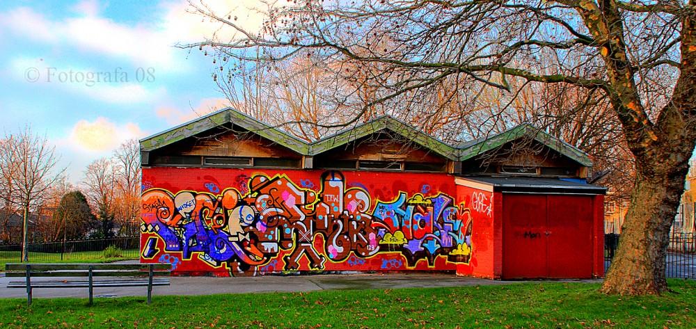 photoblog image Graffiti Play House
