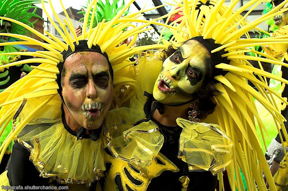 photoblog image Notting Hill Carnival 07
