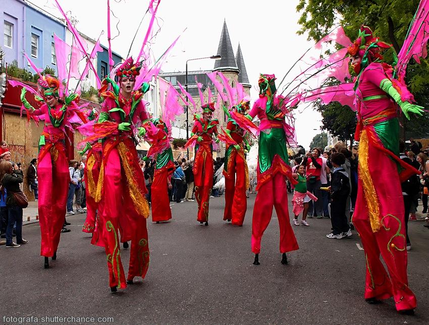 photoblog image Nottinghill Carnival 08 #5