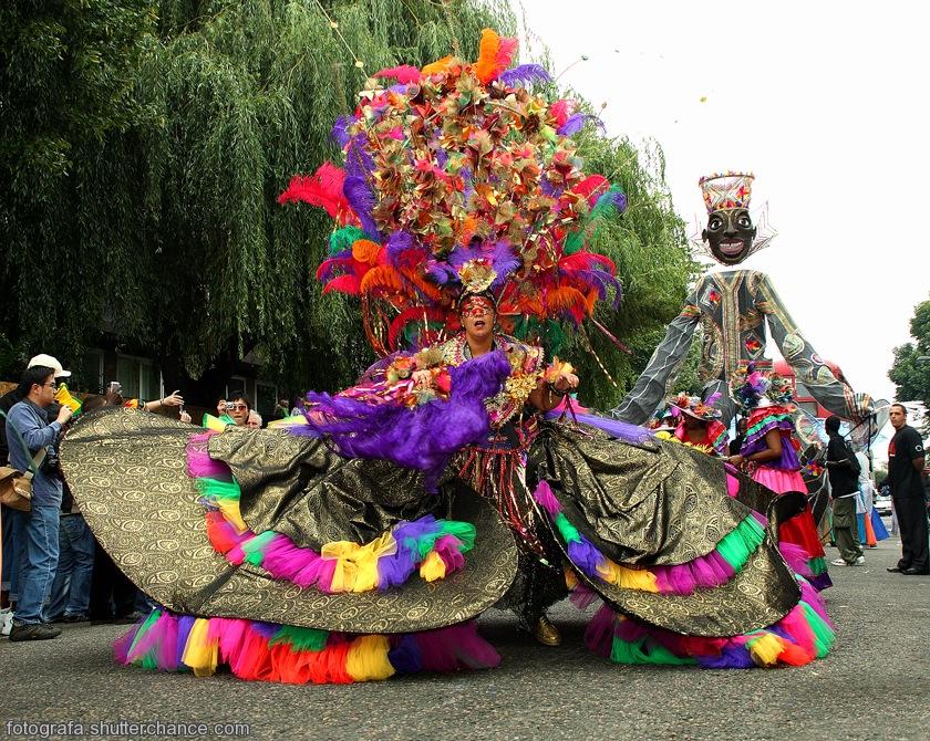 photoblog image Nottinghill Carnival 08 #6