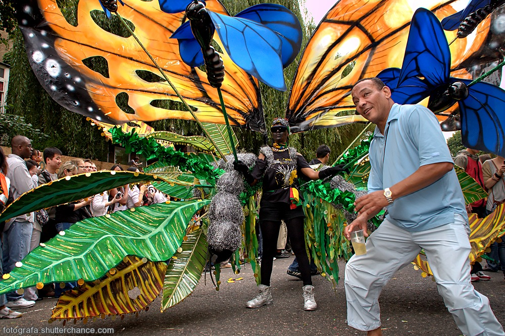 photoblog image Nottinghill Carnival 08 #3