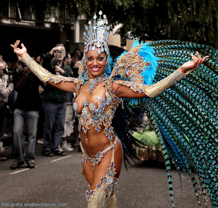 photoblog image Nottinghill Carnival 08 #4