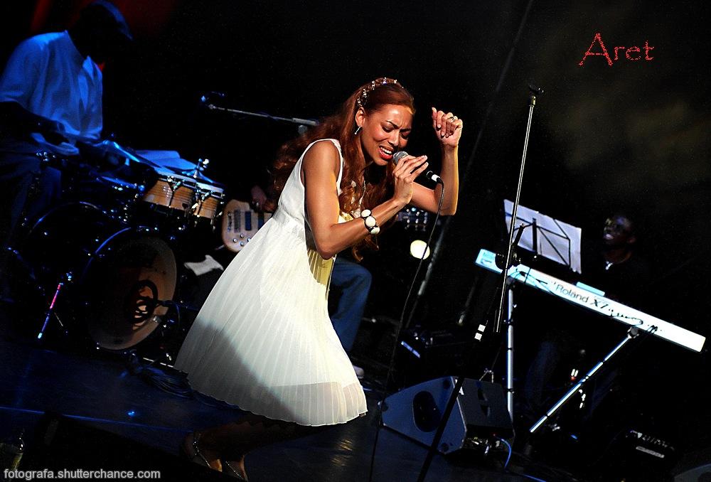 photoblog image Aret @ The London Jazz Festival #1