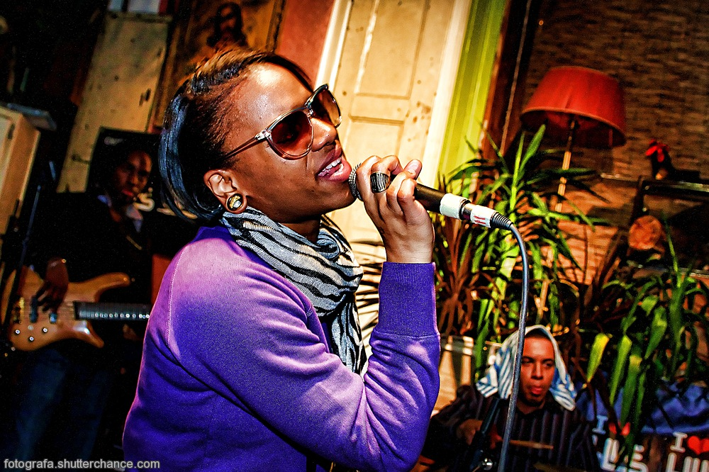 photoblog image Kay Young @ Favela Chic