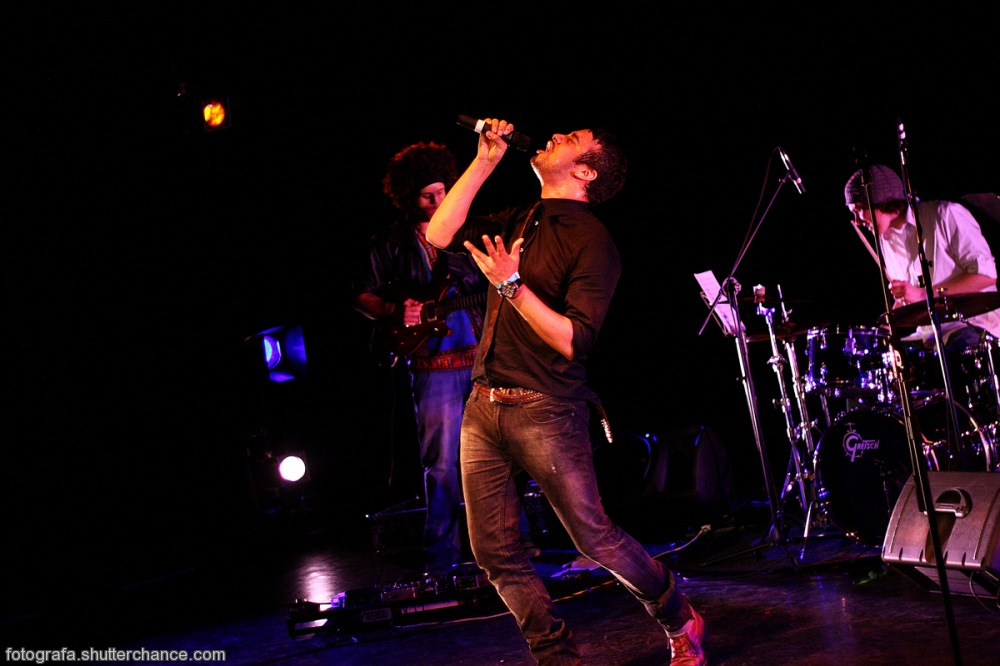 photoblog image Bryn Christopher Live @ The London Jazz Festival #2