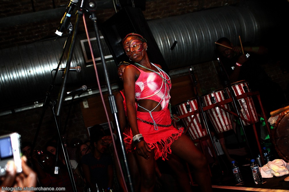 photoblog image Fela's Egpyt 80 Band Live @ Cargo #4 In Colour