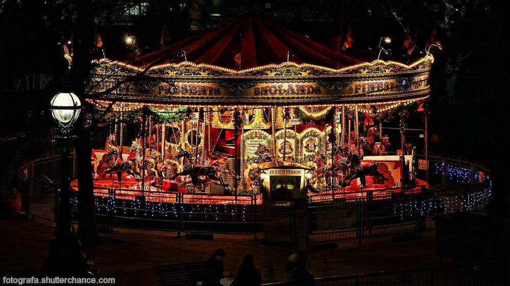 photoblog image Englands Finest Carousel Ride