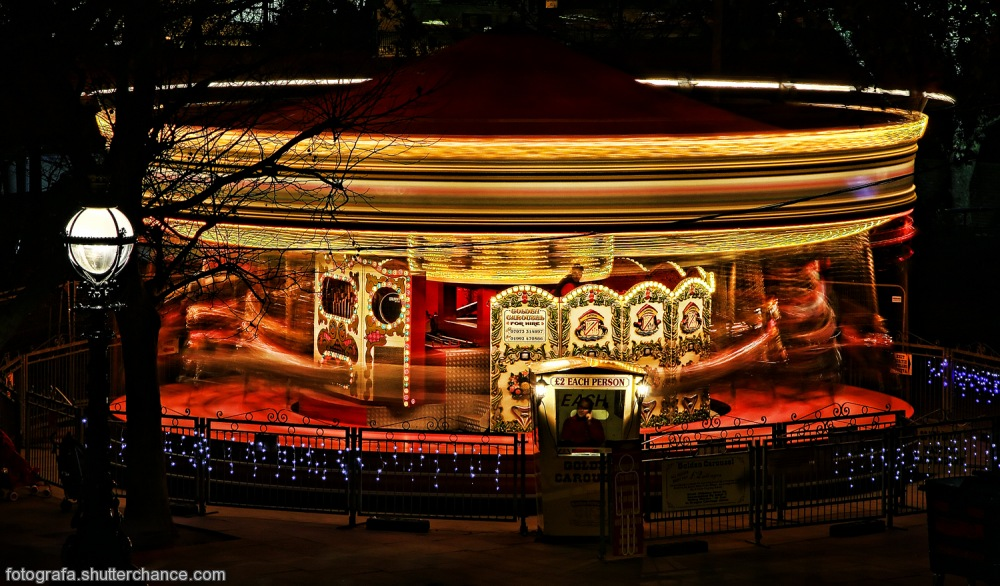 photoblog image Englands Finest Carousel Ride #2