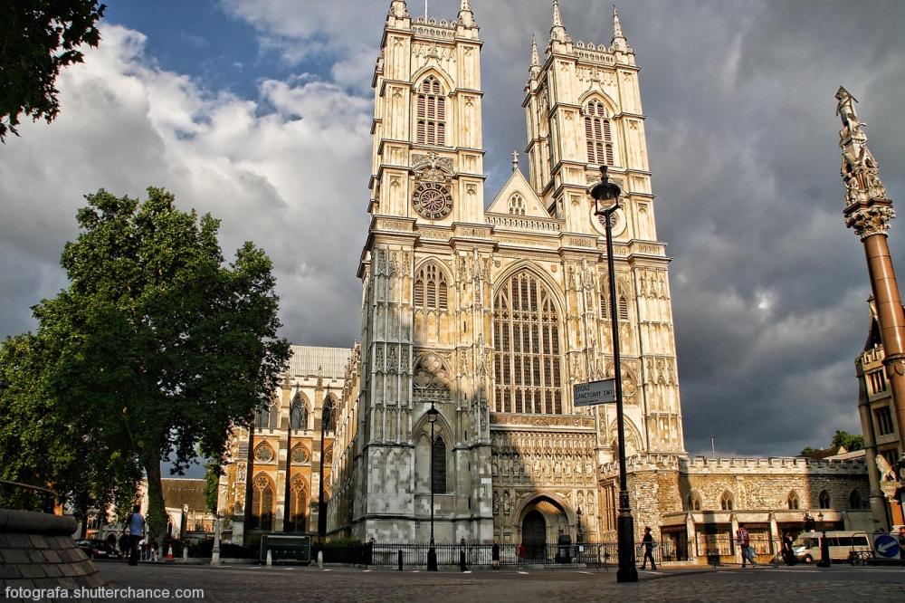 photoblog image Westminster Abbey