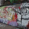 E1 Street Art  #7 - On Da East Side
