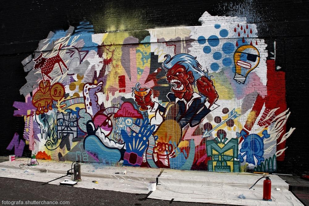 photoblog image EC2A Street Art - On Da East Side