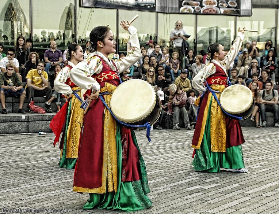photoblog image Korean Troop @ The Scoop #3