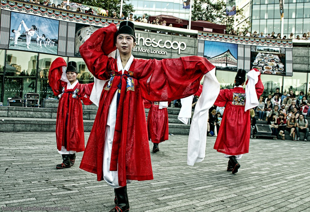 photoblog image Korean Troop @ The Scoop #4