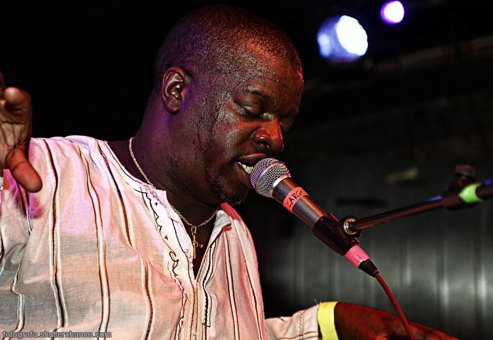 photoblog image Dele Sosimi Afrobeat Orchestra  Live @ Cargo
