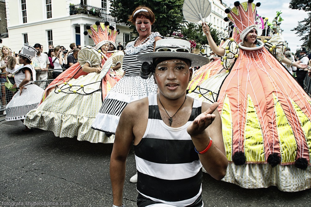 photoblog image Notting Hill Carnival 09 # 12