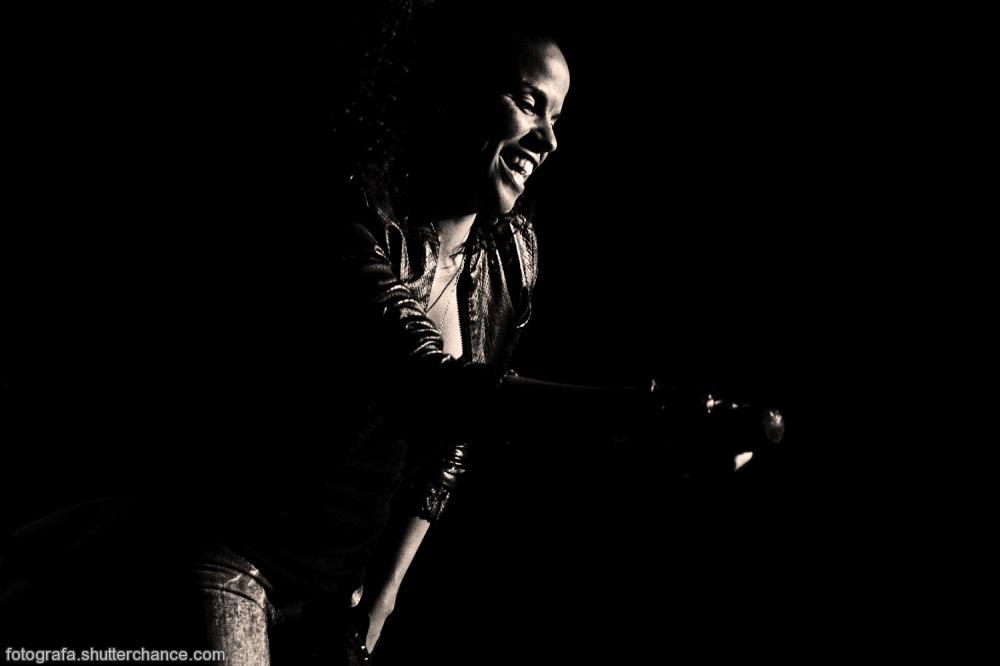 photoblog image Ms Dynamite Live @ The Stratford Circus #3