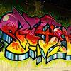 E1 Street Art  #13 - On Da East Side