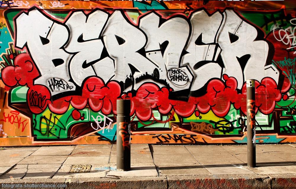 photoblog image E1 Street Art  #17 - On Da East Side