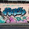 E1 Street Art  #10 - On Da East Side