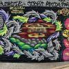 E1 Street Art  #16 - On Da East Side